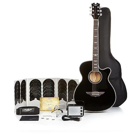 "Keith Urban ""On Tour Player"" Acoustic-Electric Guitar Package"