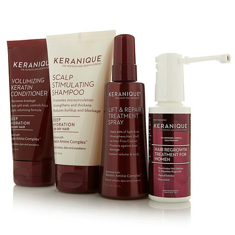 Keranique 30 Day Regrowth Treatment With Deep Hydration