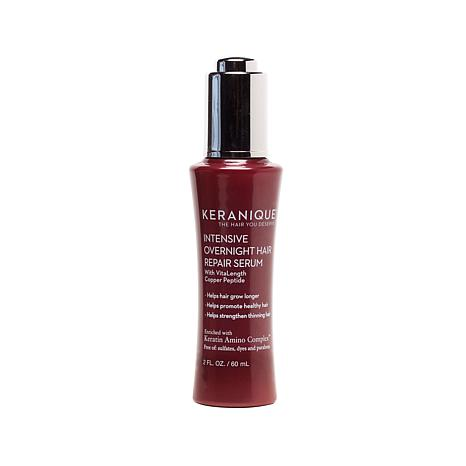 Keranique Intensive Overnight Hair Repair Serum