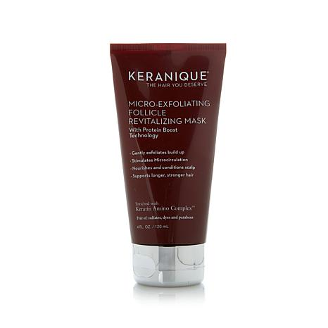 Keranique Micro-Exfoliating Follicle Revitalizing Mask