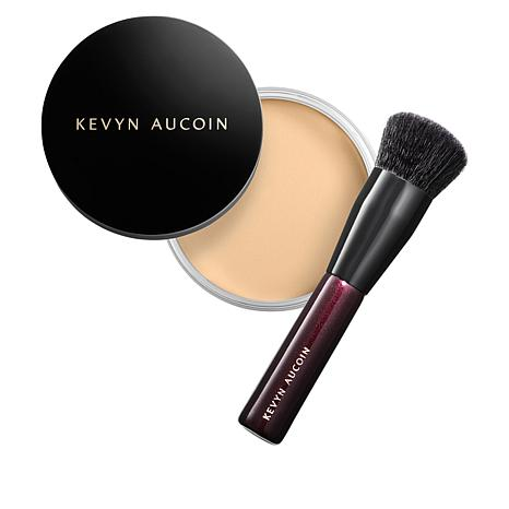 Kevyn Aucoin Light FB 02 Foundation Balm with Brush