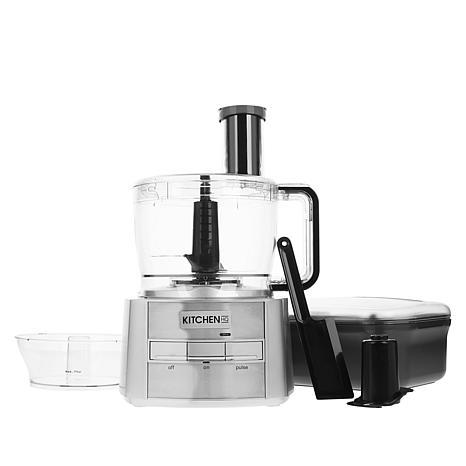 KHQ 12- & 5-Cup Bowl Induction Motor Food Processor