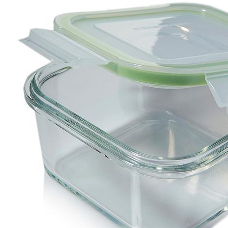 Nice ... Kinetic Glassworks 36pc Glass Food Storage Set