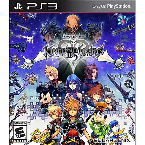 Kingdom Hearts 2.5 - PlayStation 3
