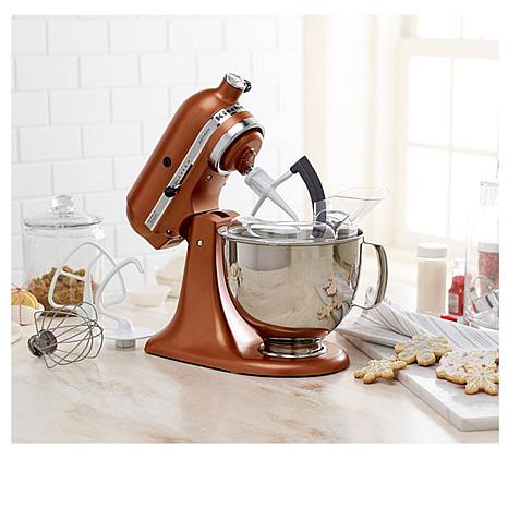 Classic KitchenAid stand mixer