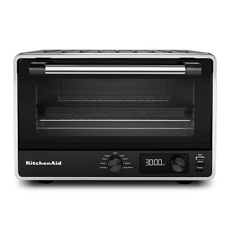 KitchenAid® Digital Countertop Oven - Black Matte