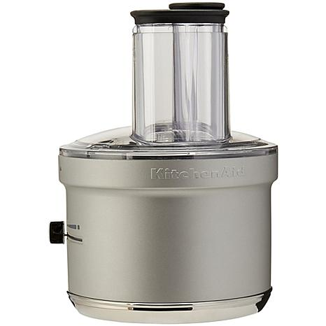 KitchenAid Food Processor With Commercial Style Dicing Kit