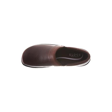 df10319ae9c Klogs Footwear Mission Leather Non-Slip Clog - 8817693