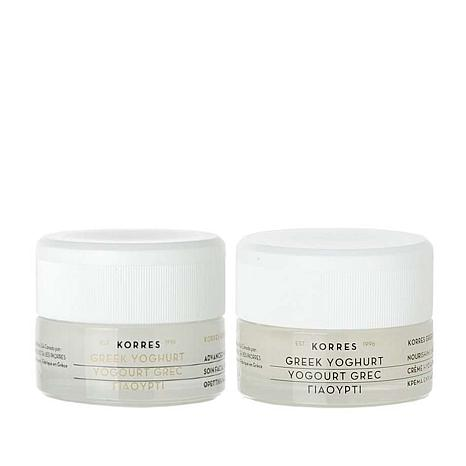 Korres Greek Yoghurt Hydrating Duo