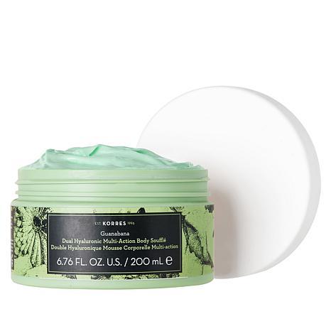 Korres Guanabana Dual Hyaluronic Souffle Body Cream