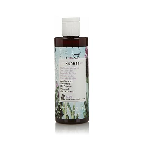 Korres Sea Lavender Shower Gel - 2.7 fl. oz.