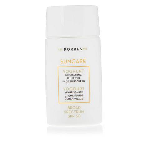 Korres Yoghurt Nourishing Fluid Veil Sunscreen