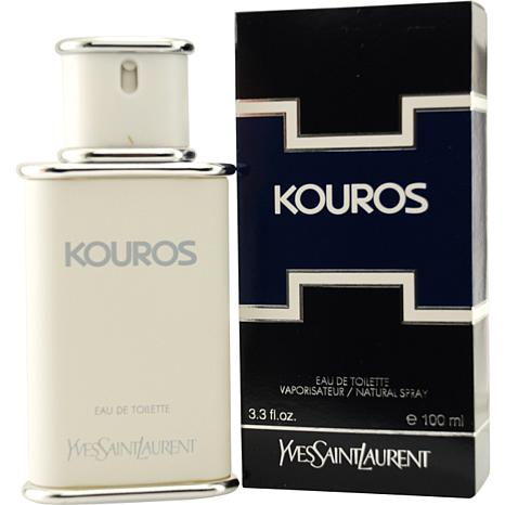 Kouros by Yves Saint Laurent-EDT Spray for Men 3.3 oz.