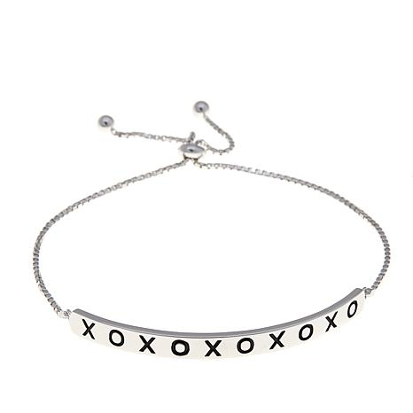 "Kristin Chenoweth ""Lots of Love"" Adjustable Bracelet"