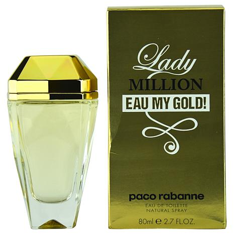 Lady Million EDT by Paco Rabanne - 2.7 oz.