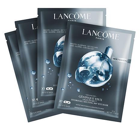 Lancôme Genifique Yeux Hydrogel Melting Eye Mask 4-pack