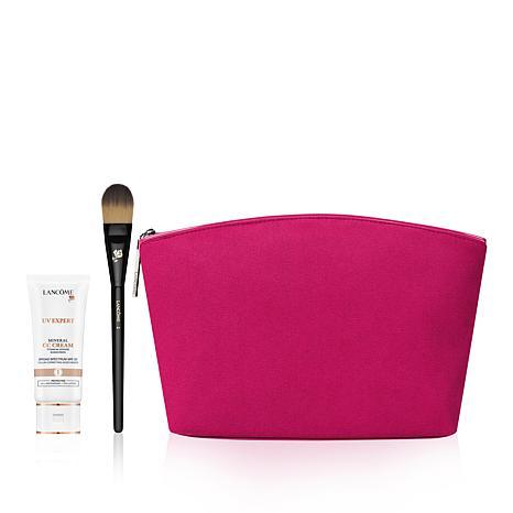 Lancôme Shade 1 UV Expert SPF 50 CC Cream, Brush and Bag Set