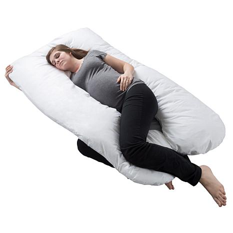 Lavish Home Contoured Pregnancy Support Cushion