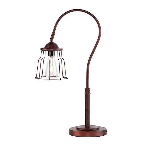 Lawrence Edison Bulb Table Lamp