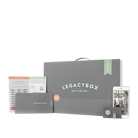 Legacybox 25-Piece Digital Media Conversion Kit