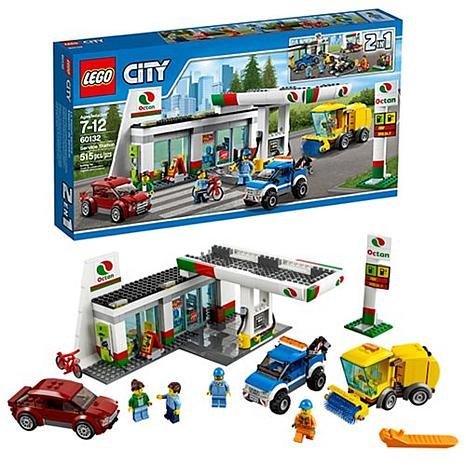LEGO City Town Service Station (60132) - 8556431 | HSN