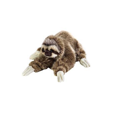 Lelly National Geographic Sloth Plush