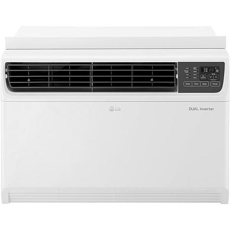 LG 14,000 BTU Dual Inverter Window Air Conditioner with Wi-Fi Control