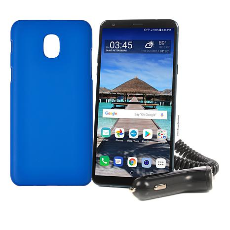 """LG Stylo 4 6.2"""" 16GB Tracfone with 1200 Min/Text/Data"""