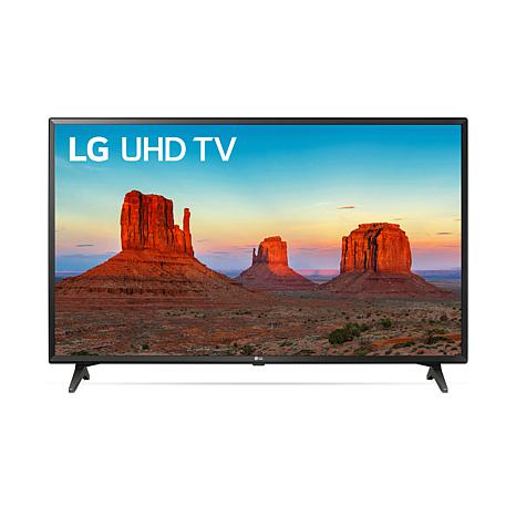 "LG UK6090 65"" 4K Ultra HD Smart TV with HDR"