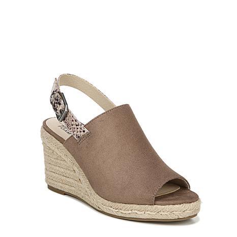LifeStride Trina Slingback Wedge Sandal