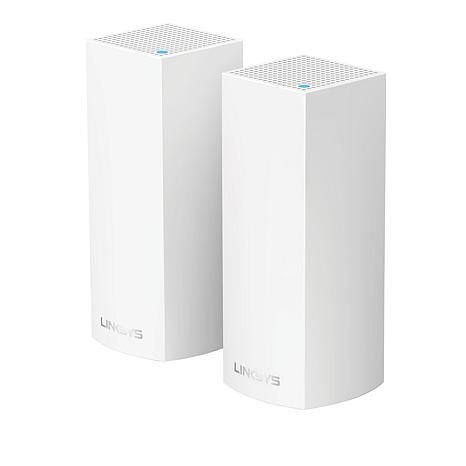 Linksys Velop Tri-Band Whole Home Mesh System 2-pack Router