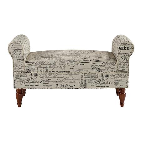 Linon Home Drew Bench