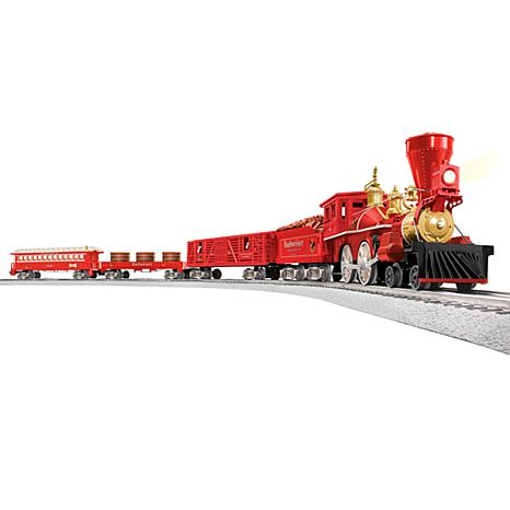 Lionel Trains Anheuser-Busch Clydesdale O-Gauge Train Set with Remote