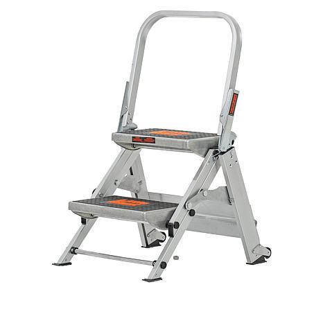 Little Giant Safety Step 2-Step Ladder