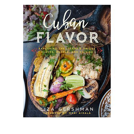 "Liza Gershman ""Cuban Flavor"" Cookbook"