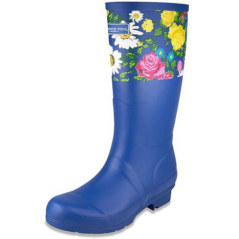 London Fog® TELLY Pull-On Rain Boot