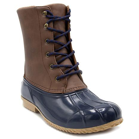 London Fog Wynter Duck Boot