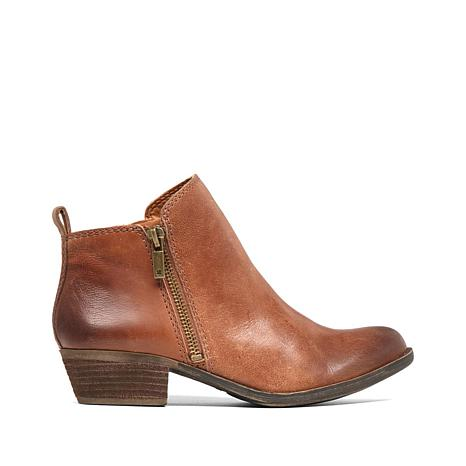 Lucky Brand Basel Leather Bootie