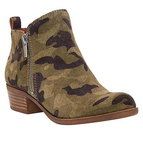 Lucky Brand Basel Leather or Suede
