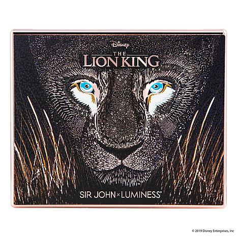 Luminess Disney's The Lion King Step Into the Sun Eye and Lip Set