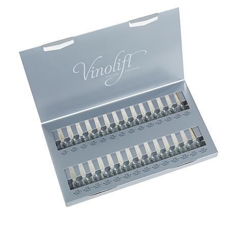 M. Asam 28-piece VINOLIFT Ampoule Beauty Treatment