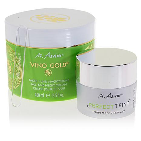 M. Asam VINO GOLD Total Anti-Aging Duo