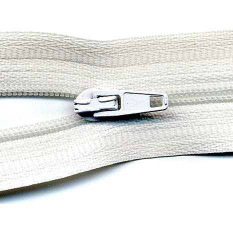 Make-A-Zipper 5-1/2-Yard Kit - White
