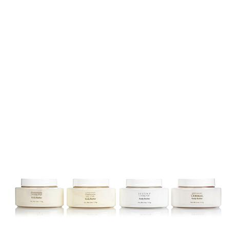 Marilyn Miglin 4-piece Body Butter Collection