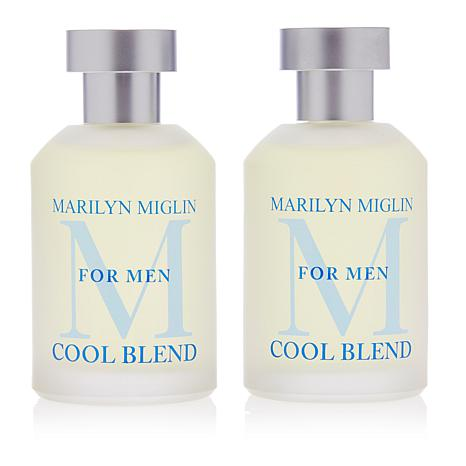 Marilyn Miglin Cool Blend for Men Fragrance Duo - 3.4 fl. oz.