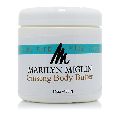 Marilyn Miglin Ginseng Body Butter - 16 oz.
