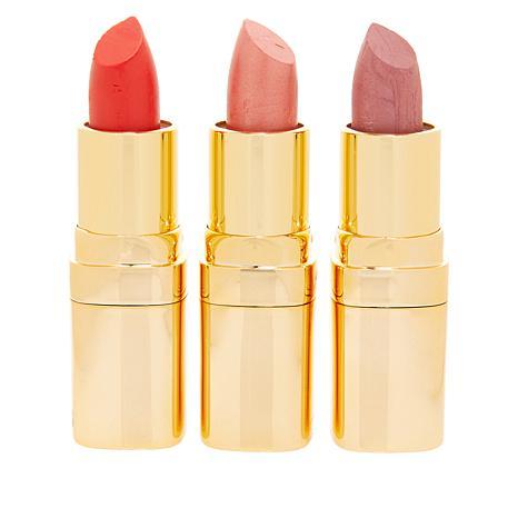 Marilyn Miglin Lipstick Trio