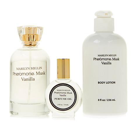 Marilyn Miglin Pheromone Musk Vanilla 3-piece Set