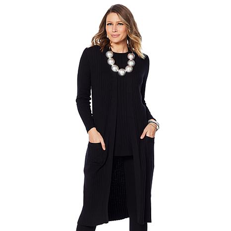 MarlaWynne Ribbed Duster