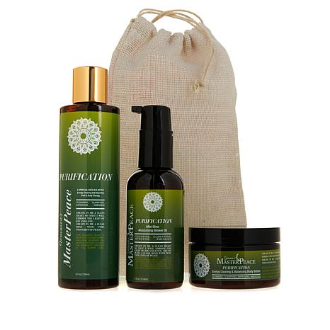 MasterPeace Purification 3-piece Set with Gift Bag